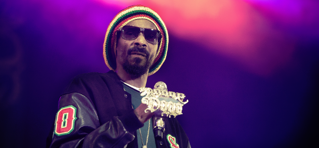 5 que no debes perderte en #Ceremonia2015: Snoop Dogg.