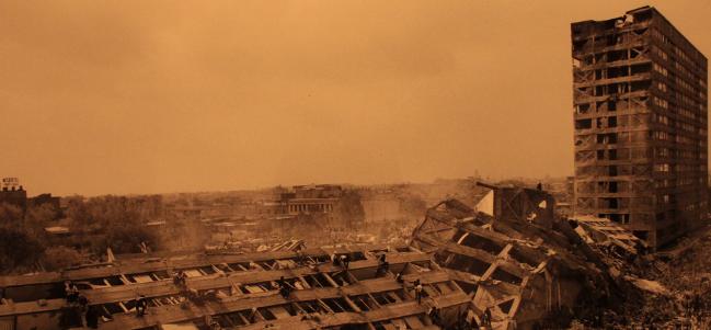Historias que estremecen: Terremoto en México el 19 de septiembre de 1985.