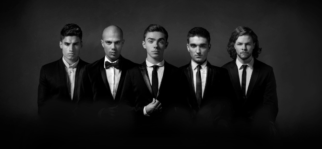 The Wanted regresa a México.
