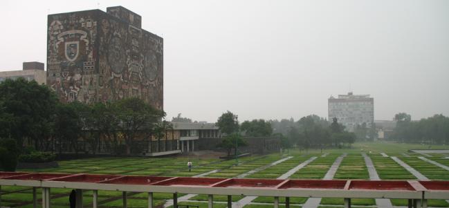 Demandan liberación de estudiante UNAM-SUA, Abraham A. Alonso Reyes.