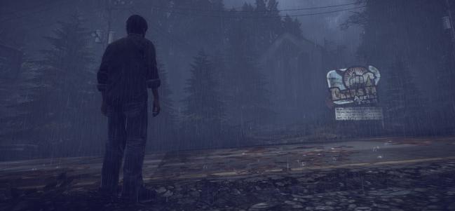 Nuestros 10 videojuegos de 2012: Silent Hill Downpour.
