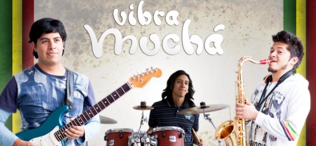 Lunes musical: 'Sonidos Azules', de Vibra Muchá.