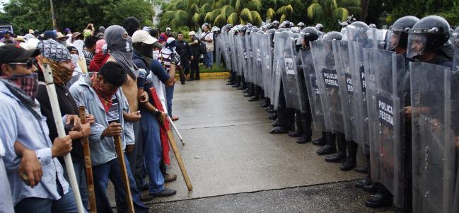 Acapulco: nadie escapa a su destino violento.