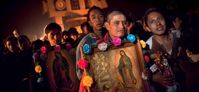Viernes versionado: 'La Guadalupana/Tonantzin', versión Suzy Hernández.