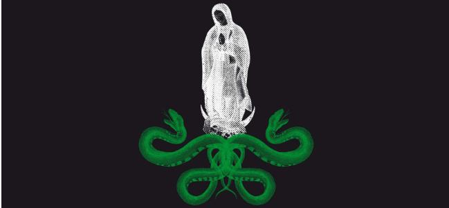 'La diosa y la serpiente', los mitos detrás de la Virgen de Guadalupe.