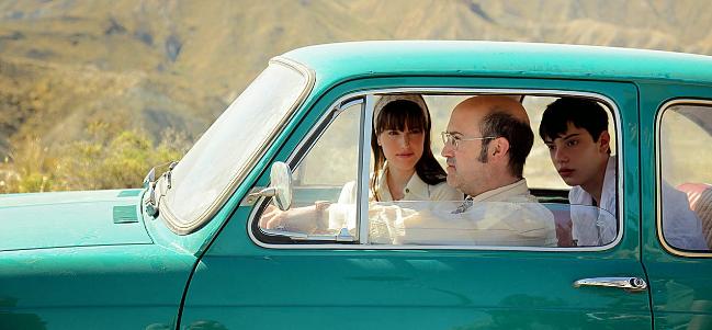 Muestra de Cine Español: Reseña 'Vivir es fácil con los ojos cerrados'.