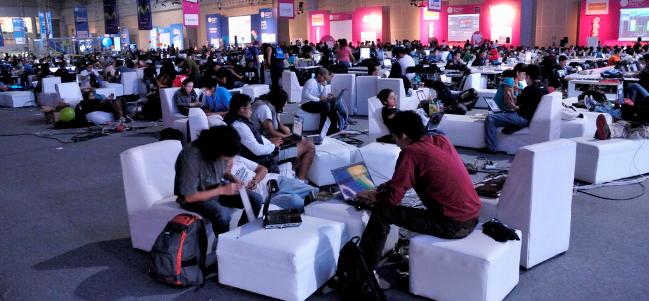 Campus Party México 2013: Más que sólo una fiesta 'geek'.