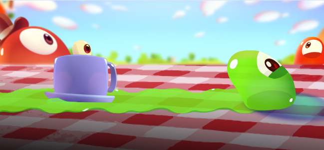 Pudding Monsters HD.