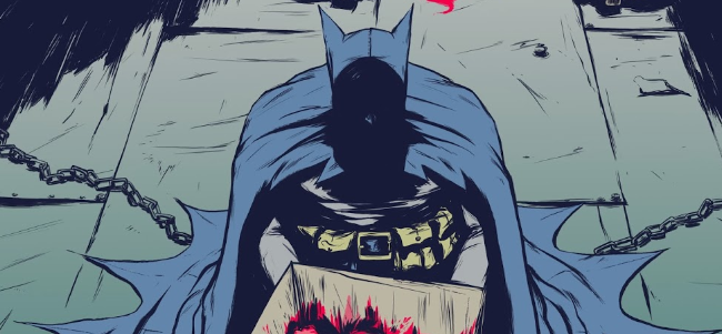 Un fanfic mexicano de Batman que ha hecho mucho ruido. Mucho.
